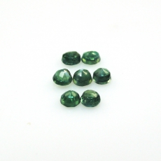Alexandrite Round 2.5mm Approximately 0.59 Carat