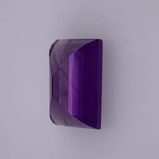Amethyst Emerald Cut 19x14mm 20.03 Carats