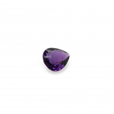 Amethyst Pear 15.55x13.28mm Approximately 8.82 Carat