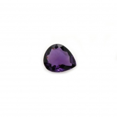Amethyst Pear Shape 15.55x13.28mm Approximately 8.82 Carat