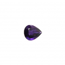 Amethyst Pear Shape 16x12mm Approximately 7.62 Carat