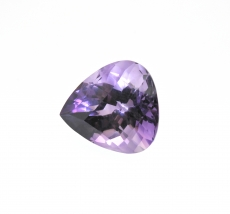 Amethyst Pear Shape 18x16mm 16.75 Carat