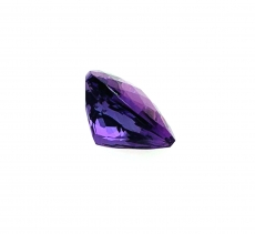 Amethyst Trillion Shape 14mm Approx 8.20 Carats