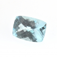 Aquamarine Emerald Cut Shape 12.5x9mm 4.35 Carat Single Piece