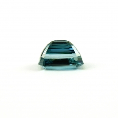 Blue Zircon Emerald Cut Shape 11.7x6.7mm 7.38 Carat sINGLE pIECE*