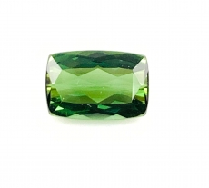 Chrome Tourmaline Cushion Shape 10.2x6.9mm 2.45 Carat