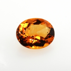 Citrine Oval Shape 13.7x11.2mm 6.07 Carat Single Piece
