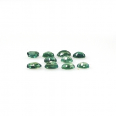 Color Change Alexandrite Oval 3x1.5mm Approximately 0.50 Carat