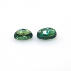 Color Change Alexandrite Oval 4.5x3mm Approximately 0.64 Carat