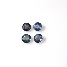 Color Change Color Change Alexandrite Round 2.8mm Approximately 0.41 Carat