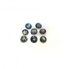 Color Change Color Change Alexandrite Round 2mm Approximately 0.42 Carat
