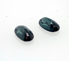 Color change Garnet Oval 5x3mm Matched Pair 0.53 Carats