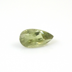 Color Change Turkish Diaspore (mineral Equivalent Of Zultanite/czarite) Pear Shape 14x8mm Approximately 4 Carat
