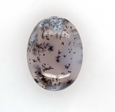 Dendrite Opal Oval Cabs 20x15mm Approx 10 Carat