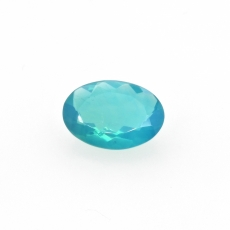 Ethiopian Blue Opal Oval 13.8x9.8 Approximately 2.87 Carat