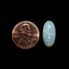 Ethiopion Opal Cab Oval 17.7x9mm Approximately 4.85 Carat*