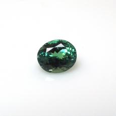 Gia Certifiable Natural Alexandrite Oval 6.4x5.4x4mm 1.11 Carat