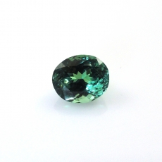 Gia Certifiable Natural Alexandrite Oval 6.53x5.84x4mm 1.09 Carat*