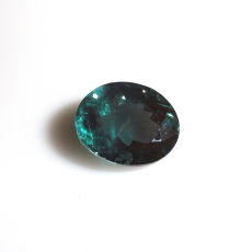Gia Certified Natural Alexandrite Oval 8.59x6.93x4.43mm 2.09 Carat