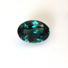 Gia Certified Natural Alexandrite Oval 8x5.8x4mm 1.57carat