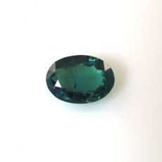 Gia Certified Natural Alexandrite Oval 9.07x6.48x3.28mm 1.75 Carat