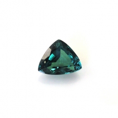 Gia Certified Natural Alexandrite Trillion 5.90x6.5x3.46mm 1.05 Carat