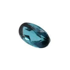 Indicolite Tourmaline 8x4.7mm Single Piece 1.13 Carat