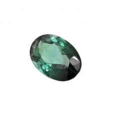 Indicolite Tourmaline Oval 9x6mm Single Piece 1.27 Carat