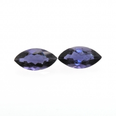 Iolite Marquise Shape 12x6mm Approximately 2.39 Carat