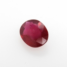 Madagascar Ruby Oval 13.5x10.2mm Approximately 6.05 Carat Single Piece