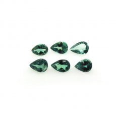 Natural  Alexandrite Pear Shape 3.5x2.5mm Approximately 0.50 Carat