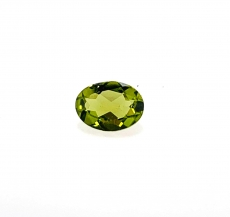 Peridot Oval 10x8mm Approx 3.48 Carat