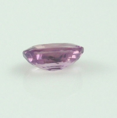 PINK SAPPHIRE 1.28 CARAT OVAL 7.7X5.7MM