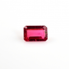 Pink Spinel Emerald Cushion 5.70X3.90mm Approximately .56Carat