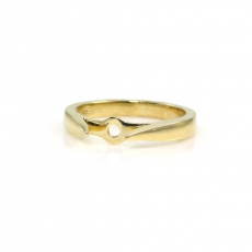 RING SHANK IN 14K YELLOW GOLD