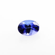 Tanzanite Oval 7x5mm  Approx 1.02 Carat