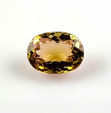 Tourmaline Oval 12x8.6mm 4.34 Carat Single Piece