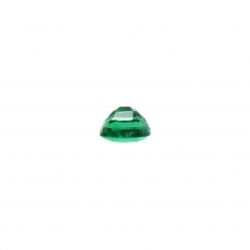 Zambian Emerald Cushion 5.2x4.3mm Single Piece 0.55 Carat