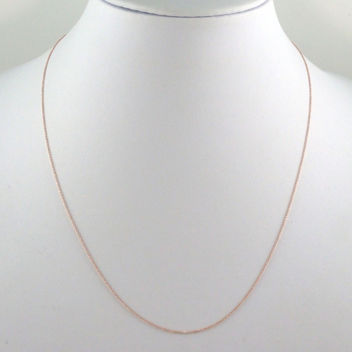 Roller 14k Rose Gold Chain 20in